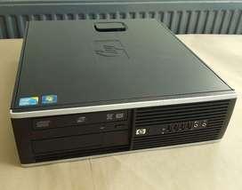 HP Core i3 CPU - 4 Gb Ram - 500 Gb Hard Disk