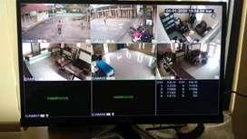 Harga miring banget ! Paket CCTV fullspek biaya pemasangan GRATIS !