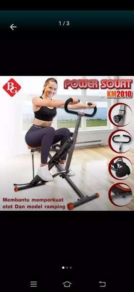 Geneng gym powerider home squat
