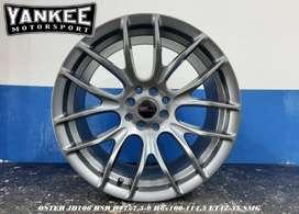 Free Ongkir Velg Mobil Kia Carens Ring 17 HSR Wheel OSTER SMG