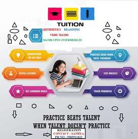 Home Tuitions  ( Online Classes ) (Monthly/Hourly) / Admissions