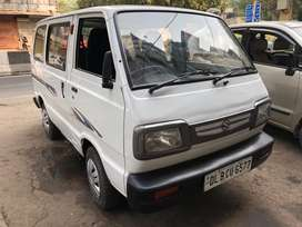 Maruti Suzuki Omni Cargo BS-IV, 2012, CNG & Hybrids