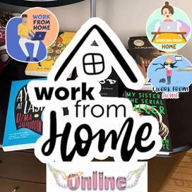 Part time work from home online
