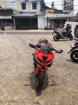 Ninja f1 oreng metalik ABS