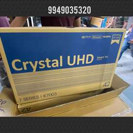 """4K QUALITY NEW 42"""" SMART ANDROID LED TV@13499/-"""