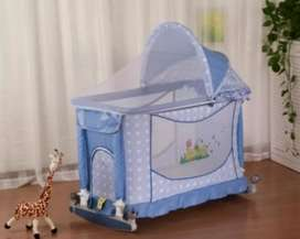 imported Baby Swing & Slides complete box