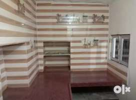 Home rent for only veg small family  (2-3 members only) NEW MADE
