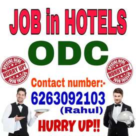 Hotel ODC part time job for Boys&Girls in hotels&marriage halls,Hurry