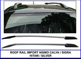 Roof rail cayla sigra model nismo