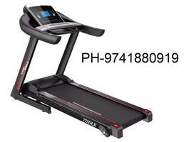 Cardio world brand new treadmill CW - 777dlx