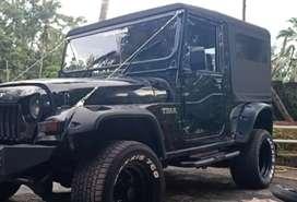 Mahindra Thar 2015 Diesel 780000 Km Driven