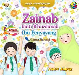 Buku cerita anak seri