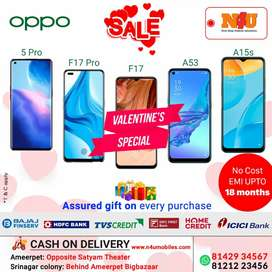 OPPO smartphones now available on super deals for valentine's day