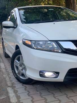 Honda city 2018 model scratchless