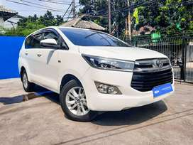 TDP 21jt!!! Toyota Kijang Innova 2.0 V AT 2018 Putih #TokoMobil