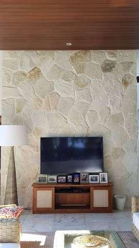 batu alam minimalis