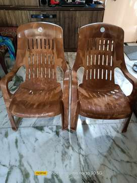 Cello Plastic Relaxing Chairs