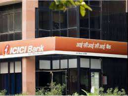 For ICICI Bank