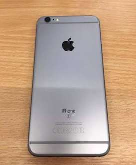 Apple iPhone 6 space grey 64gb.