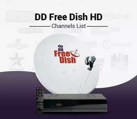 All DTH service.