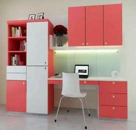 Jasa pembuatan mebeul furniture