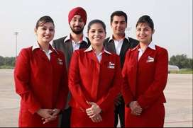 Airlines job/ground staffing needed for domestic/ international..