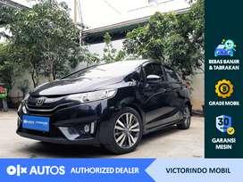 [OLXAutos] Honda Jazz 2016 1.5 RS A/T Bensin Hitam #Victorindo