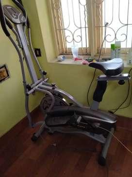Gym cycleing