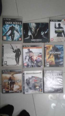 ps3 games dvds