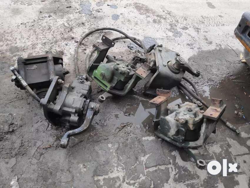 Army ashok leyland power steering box 0