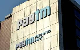 Paytm for documents collection and verification / KYC, & CCE  Fixed