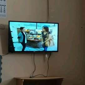 jualan bracket TV LCD LED plus pasangan untuk ukuran 10-32inch