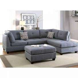 L shave sofa 7 seater