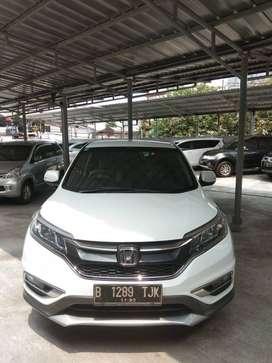 New Honda CRV 2.4 A/T 2015