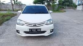 Etios Valco G 1.2 Manual 2013 Putih mobil siap pakai