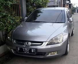 Honda Accord vtil 2.4 tahun 2006 manual