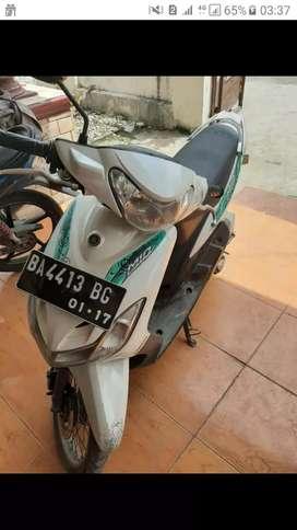 Yamaha mio tahun 2012