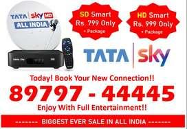 Installa Today! Tata Sky, Dishtv, Airtel DTH, Videocon Tatasky HD Now!