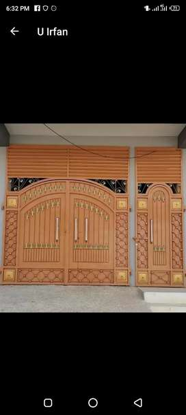 Rs. 750 foot gate