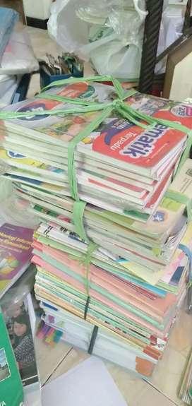 Buku sd tematik masmedia muhammadiah gadung