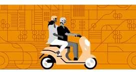Uber moto,