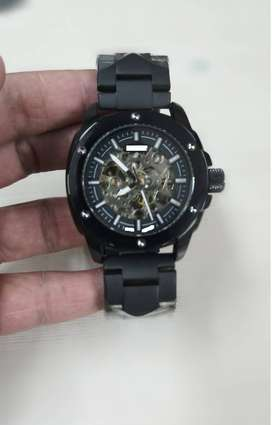 Black Auttomatic WatCh