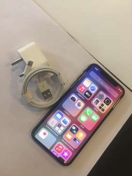 IPHONE X 64GB EXCELLENT WORKING WITHOUT USED