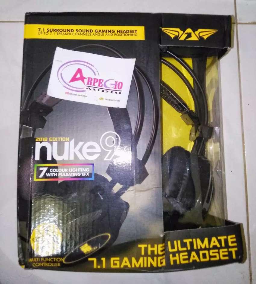 Headphone gaming armageddon nuke 9 for PC 0