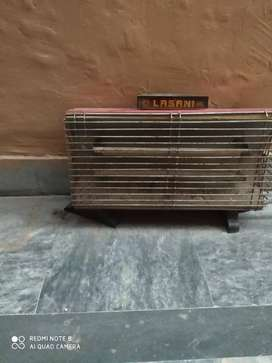 electric heater and gas heater