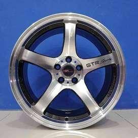 Cicil Velg Mobil Innova, Expander DP 10% Ring 17HSR GTR SPORT H5X114,3