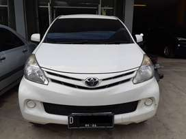 Toyota AVANZA E Manual 2014