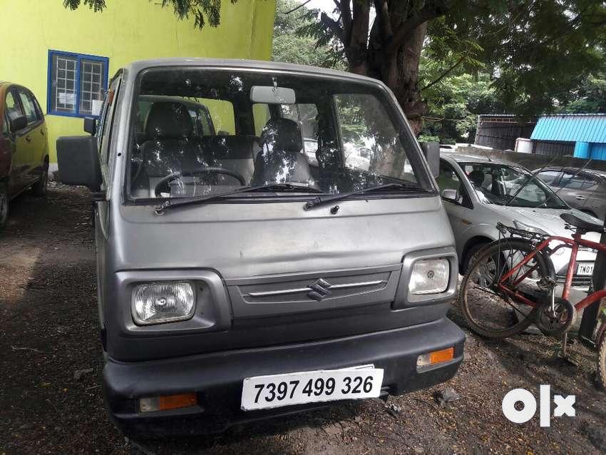 Maruti Suzuki Omni 5 STR BS-IV, 2005, Petrol 0