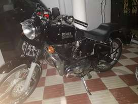 Modified Royal Enfield bullet