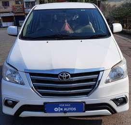 Toyota Innova 2.5 G (Diesel) 8 Seater, 2015, Diesel